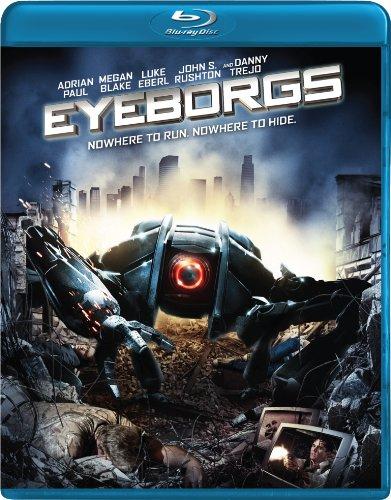 Eyeborgs [Blu-ray]