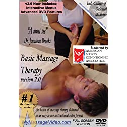 The Ultimate Massage Encyclopedic Video Reference: Basic, Professional, Infant & Baby, Pregnancy, Sports for Men & Women, Sensual for Men & Women Massage DVDs, 3 massage music CDs and a masage workbook. (9 DVDs, 3 CDs, 1 Book)