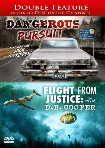 Dangerous Pursuit & Flight From Justice - As Seen on Discovery Channel!