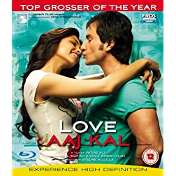 Love Aaj Kal Blu Ray DVD [Blu-ray]