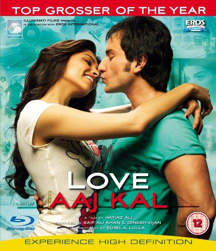 Love Aaj Kal Blu Ray DVD [Blu-ray]
