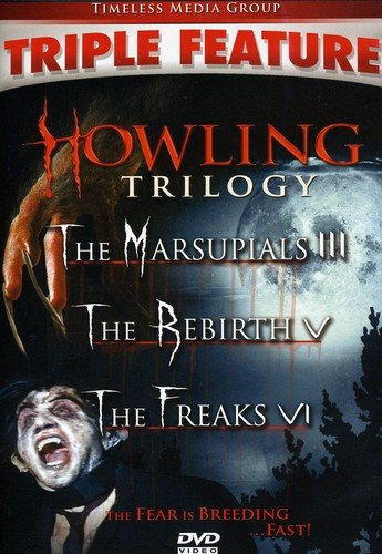Howling Trilogy - Triple Feature!