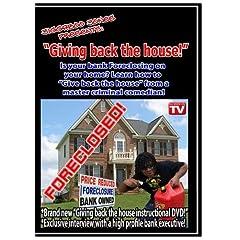 Jiggaboo Jones Presents: Giving back the house!