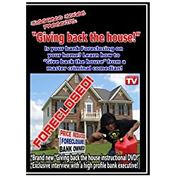 Jiggaboo Jones Presents: Giving back the house!