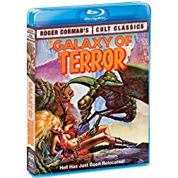 Galaxy Of Terror (Roger Corman's Cult Classics) [Blu-ray]