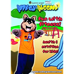 Rodney Raccoon: Fun with Fitness! (for Kids)