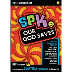 SPK Curriculum Our God Saves