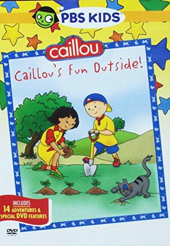 Caillou: Caillou's Fun Outside (Full Dol)