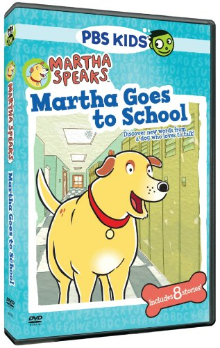 Martha Speaks: Martha Goes to School (Ws Dol)