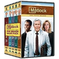 Matlock: Seasons One-Five