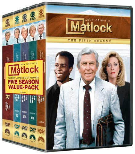 Matlock: Seasons One-Five