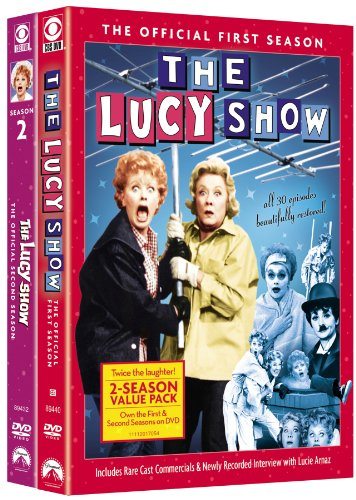 The Lucy Show: Seasons One & Two