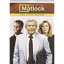 Matlock: Season Five