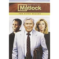 Matlock: Season Five