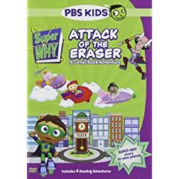 Super Why: Attack of the Eraser (Ws Ac3 Dol Dts)