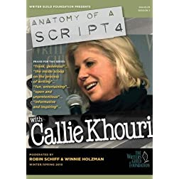 Anatomy of a Script 4 - Callie Khouri