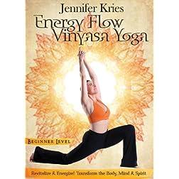 Jennifer Kries: Energy Flow Vinyasa Yoga