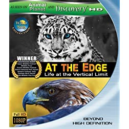 Wild Asia : At the Edge [Blu-ray]