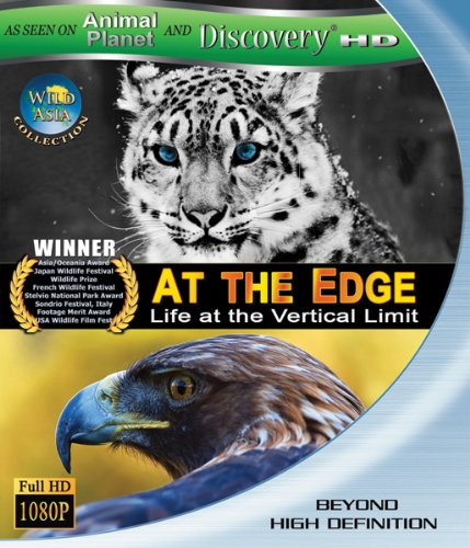 Wild Asia : At the Edge [Blu-ray]
