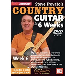 Steve Trovato's Country Guitar In 6 Weeks, Week 6