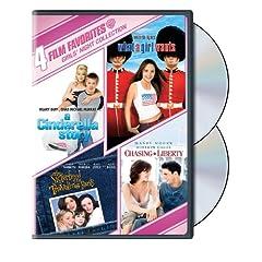 4 Film Favorites: Girls Night (2pc) (Ocrd)