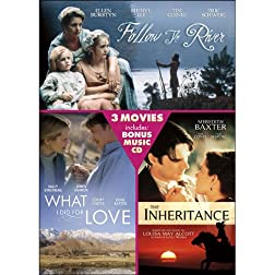 Follow the River & Inheritance & What I Did for