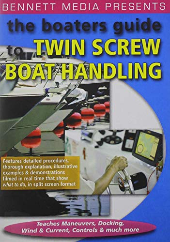 Boaters Guide to Twin Screw Boat Handling