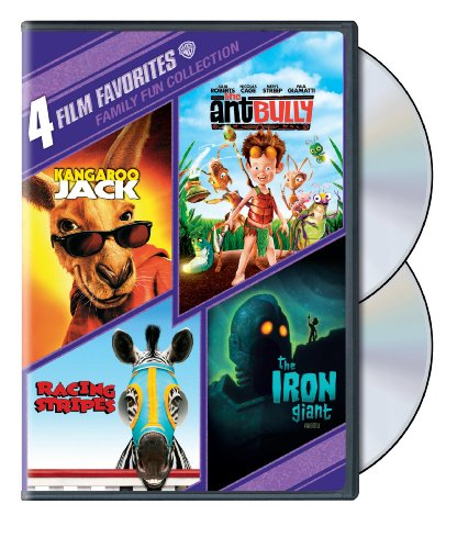 4 Film Favorites: Family Fun (2pc) (Ocrd)