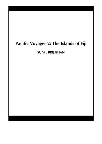 Pacific Voyager 2: The Islands of Fiji