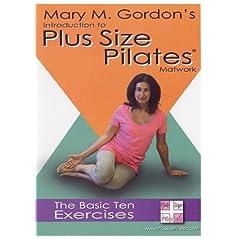 Introduction to Plus Size Pilates(r)  Matwork - The Basic Ten Exercises