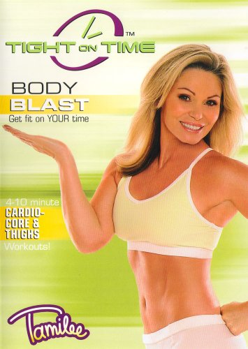 Tamilee Webb: TIGHT ON TIME BODY BLAST: CARDIO CORE & THIGHS WORKOUT
