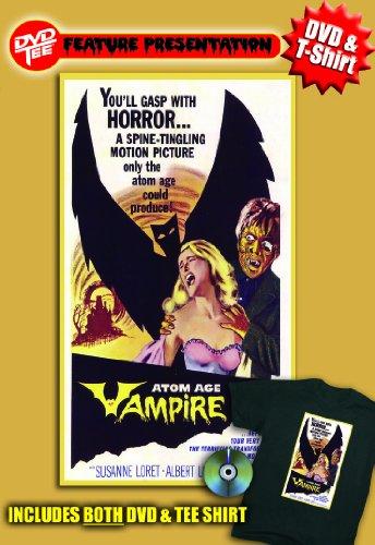 Atom Age Vampire DVDTee (Size XL)