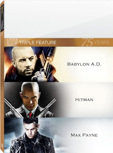 Babylon A.D./Hitman/Max Payne
