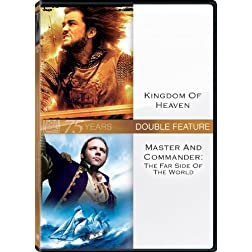 Kingdom Of Heaven/Master And Commander