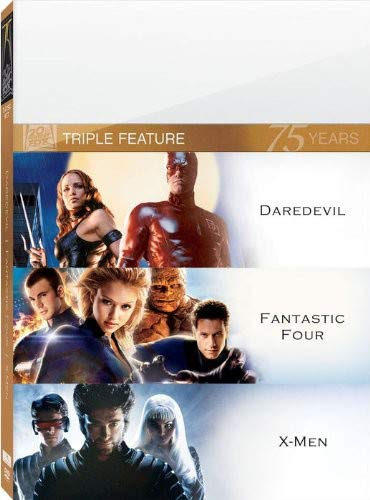 Daredevil/Fantastic Four/X-Men