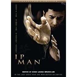 Ip Man (Collector's Edition) [Blu-ray]