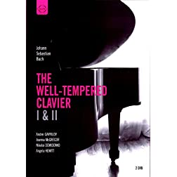 Well-Tempered Clavier 1 & 2 (2pc)