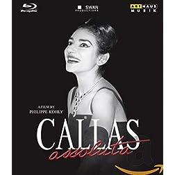 Callas: assoluta [Blu-ray]