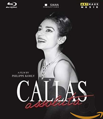 Callas: assoluta [Blu-ray]