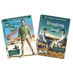 Breaking Bad: Complete Seasons 1-2