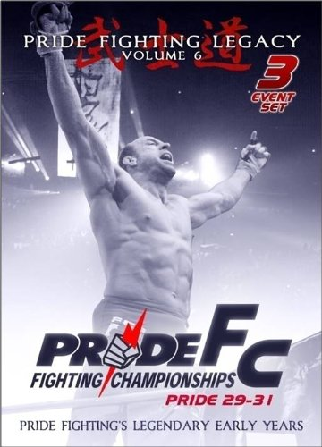 Pride Fighting Legacy 6 (3pc)