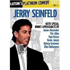 Lafflink Presents: The Platinum Comedy Series Vol. 1: Jerry Seinfeld