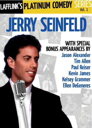 Lafflink Presents: The Platinum Comedy Series Vol. 1: Jerry Seinfeld
