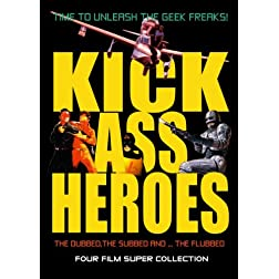 Kick Ass Heroes