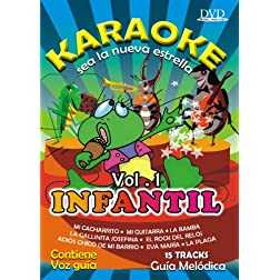 INFANTIL V.1 KARAOKE