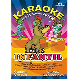 INFANTIL V.2 KARAOKE