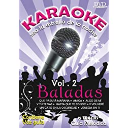 BALADAS V.2 KARAOKE