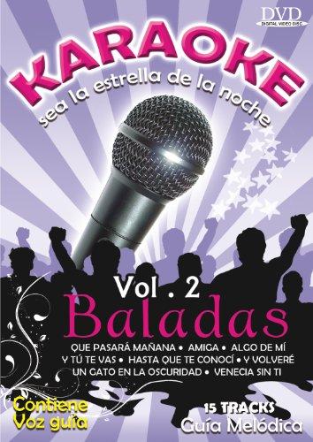 BALADAS V.2 KARAOKE