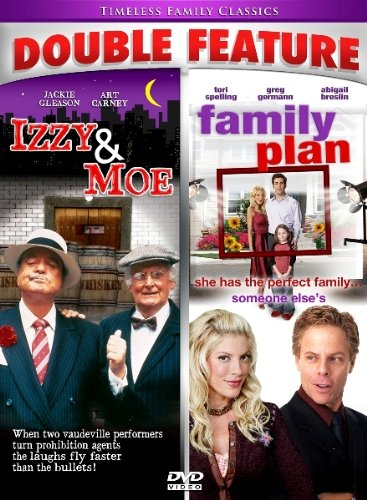 Izzy & Moe / Family Plan - Double Feature!