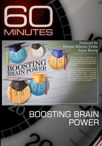 60 Minutes - Boosting Brain Power (April 25, 2010)